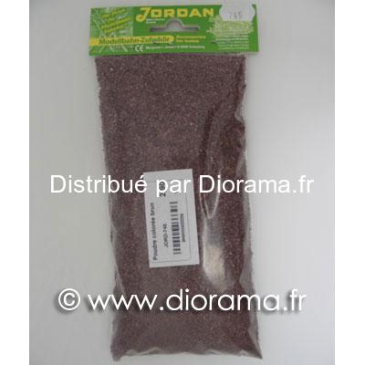 JORD-745A - Poudre colorée brune 100 g