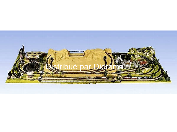 Noch 81970 - Extension droite de Plateau - 100 x 120 cm**