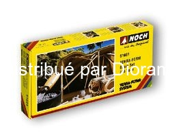 Noch 61601 - Kit de contruction de paysage Terra Form