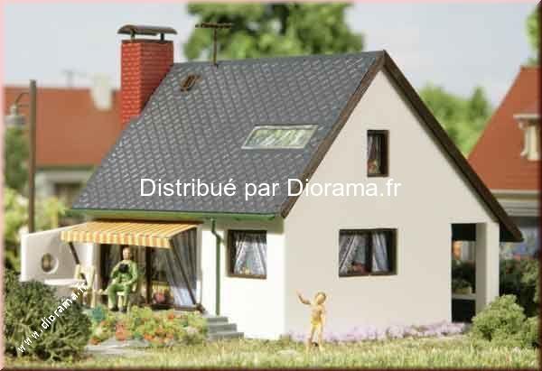 "Maison miniature ""Carmen"" 1:87, 1:120"