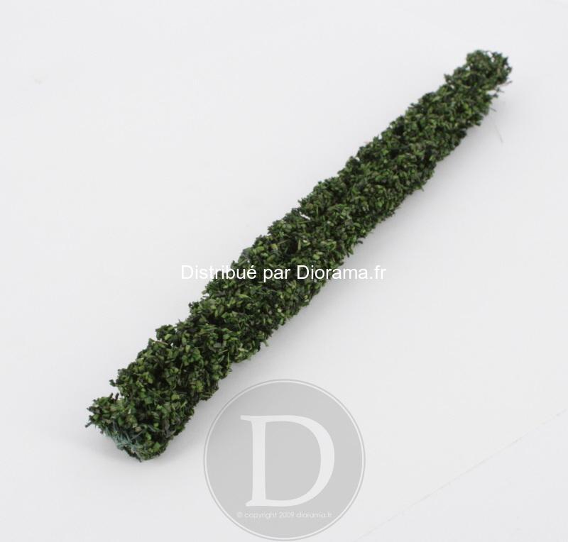 3 Haies vert foncé - 20 cm x 2,3 cm - FR 403