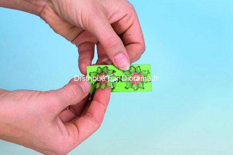 Végétation miniature : Roseaux -  1:87 - Noch 14102