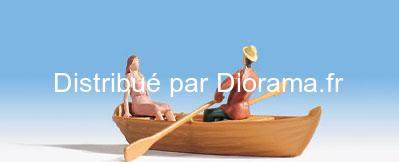 Noch 16800 - Barque 1:87 HO