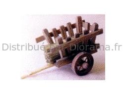Charrette miniature