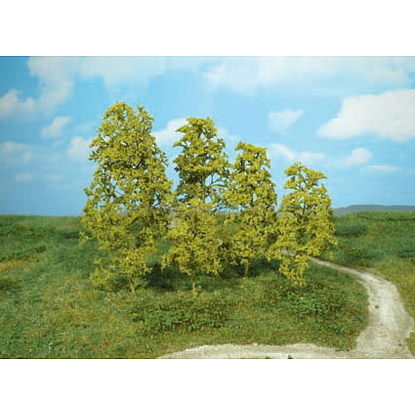 Heki 1642 12 Nature Arbres vert foncé