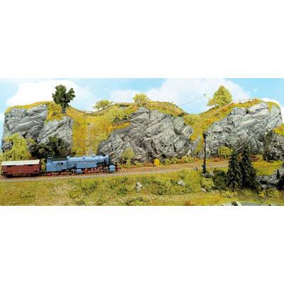 Noch 58490 - Plaque de rocher calcaire, toutes échelles