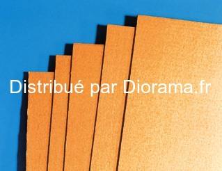 Plaques cartonnées 55 x 40 cm